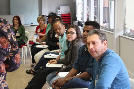 Workshop de criação e inovação