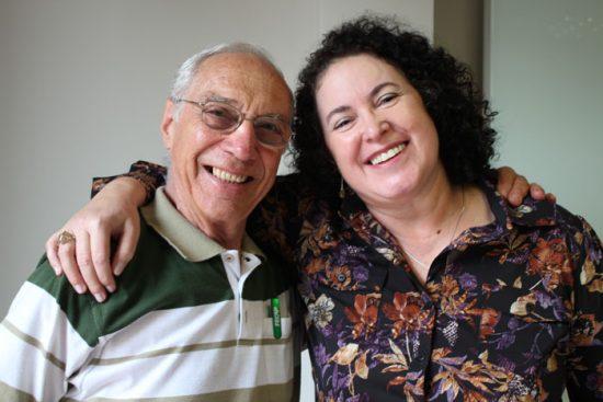 Sandra e Prado