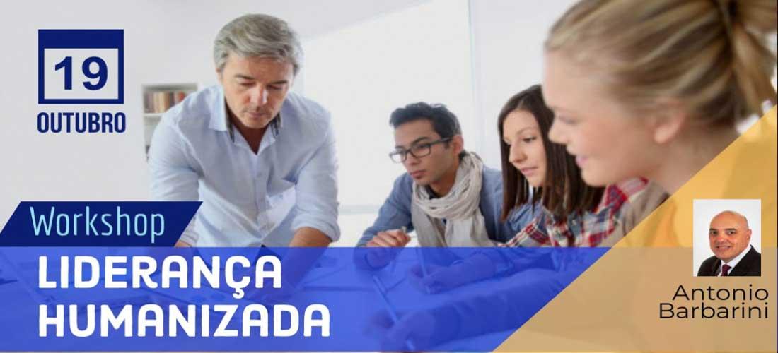 Workshop Liderança Humanizada
